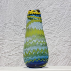 Shades of the Sea vase